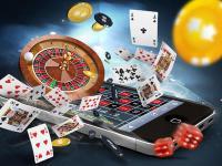 roulette cartes dés jetons mobile